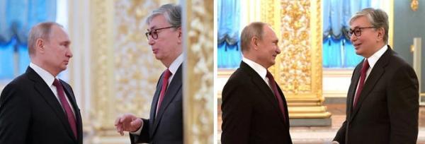 Hài hước: Ngay cả Tổng thống Kazakhstan cũng phải dùng Photoshop 'cà mặt' cho lung linh hơn
