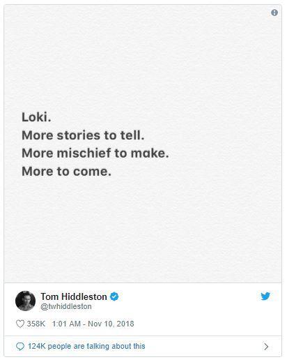 'Loki vẫn còn sống trong dòng thời gian khác', đạo diễn 'Endgame' xác nhận