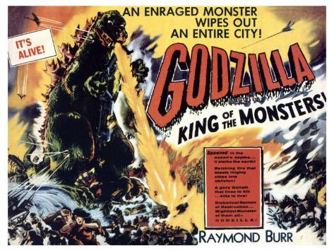 Godzilla – Hành trình 65 năm huyền thoại của Vua quái vật (Phần 1)