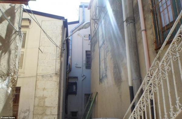 Một thị trấn ở Ý bán 500 căn nhà với giá khoảng 26 nghìn VNĐ
