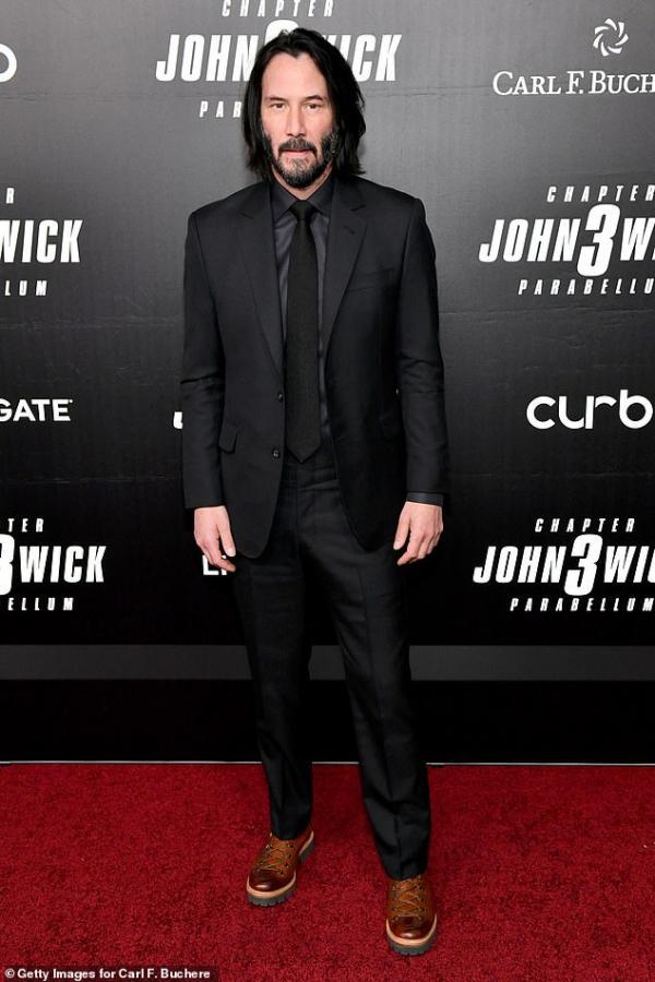 Keanu Reeves và trải lòng về cuộc sống như 'con thú trong lồng' khi trở thành ngôi sao