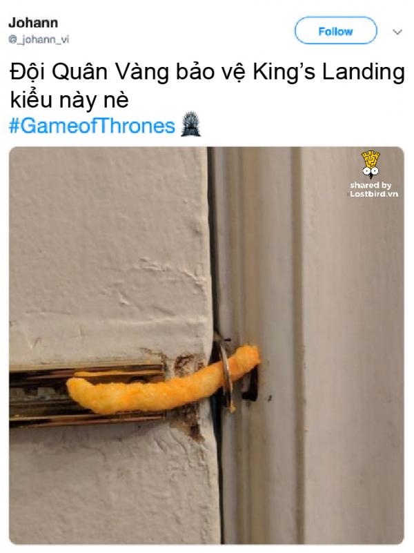 Mùa 8 'Game Of Thrones' quá sức vô lý, fan bày tỏ sự phẫn nộ qua loạt meme 'bùng cháy'