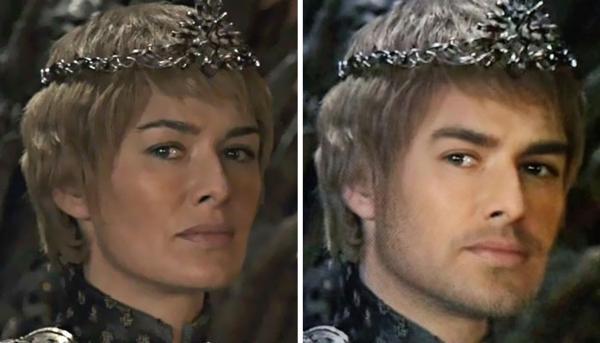 Các nhân vật 'Game of Thrones' thử hiệu ứng mới của Snapchat và cái kết