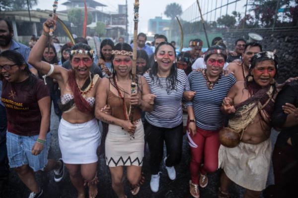 Bộ lạc Amazon 'đối đầu' công ty dầu mỏ, giải cứu thành công gần 3 triệu hecta rừng nhiệt đới