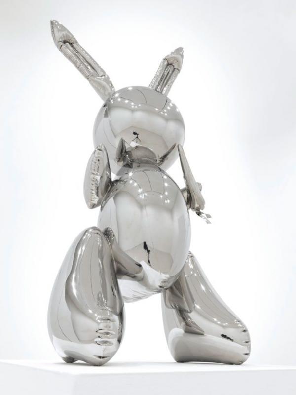 Tuyệt tác 'Chú Thỏ' phá vỡ mọi kỷ lục với trị giá 91,1 triệu USD