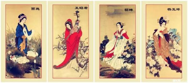 Tứ đại sửu nữ của Trung Hoa: Nhan sắc xấu xí nhưng cuộc đời lại hạnh phúc, viên mãn
