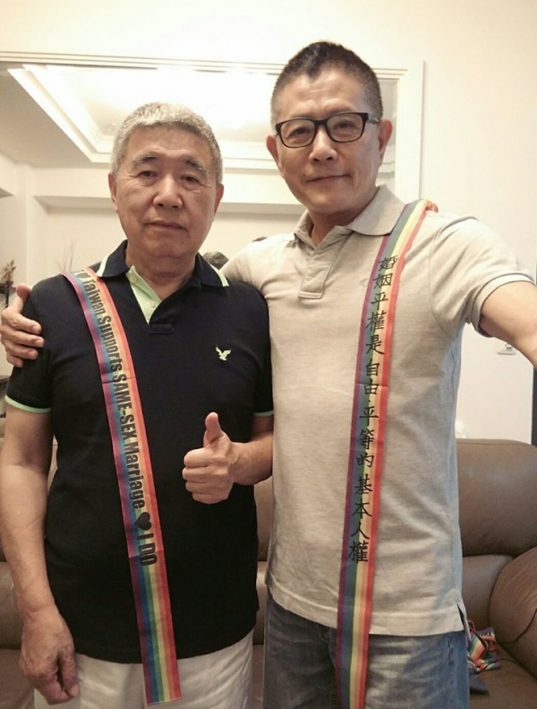 Tình yêu kéo dài 34 năm của đôi đồng giới: 'Các bạn trẻ hơn chúng tôi, hãy dũng cảm hơn chúng tôi!'