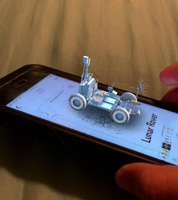 Ứng dụng xem hình ảnh 4D 'vi diệu' như phim viễn tưởng đã có mặt tại Việt Nam
