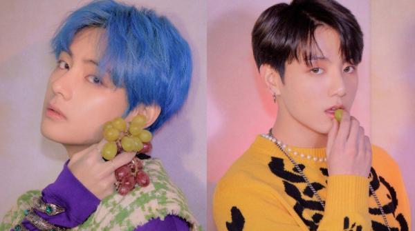 Hai fanfom Đại lục của BTS Jungkook và V 'chạy đua' xem ai mua nhiều album cho idol nhất