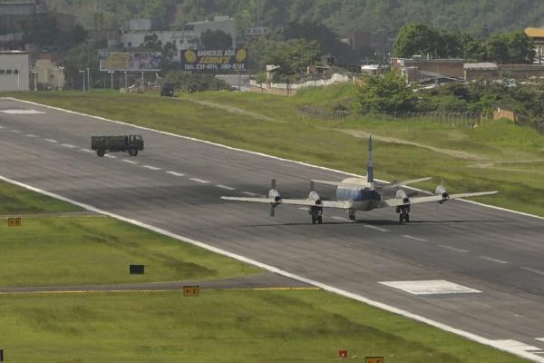 Cùng mục sở thị những sân bay 'hãi hùng' nhất trên thế giới