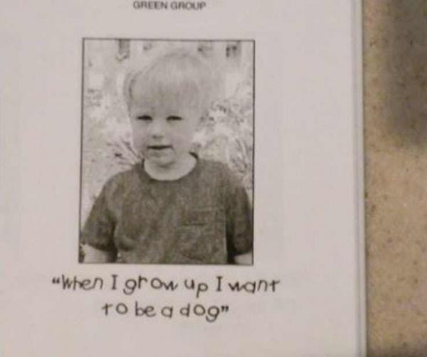 'Cười nghiêng ngả' trước những ước mơ bá đạo của đám trẻ con