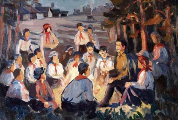 Loạt truyện creepypasta được người Liên Xô kể trong các trại thiếu nhi Tiền phong
