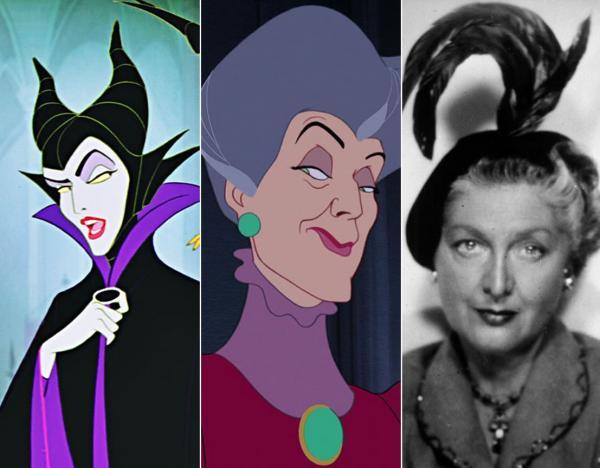 11 nhân vật Disney lấy cảm hứng từ người thật