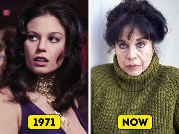 Nhan sắc thay đổi theo năm tháng của những đại mỹ nhân từng xuất hiện trong phim James Bond