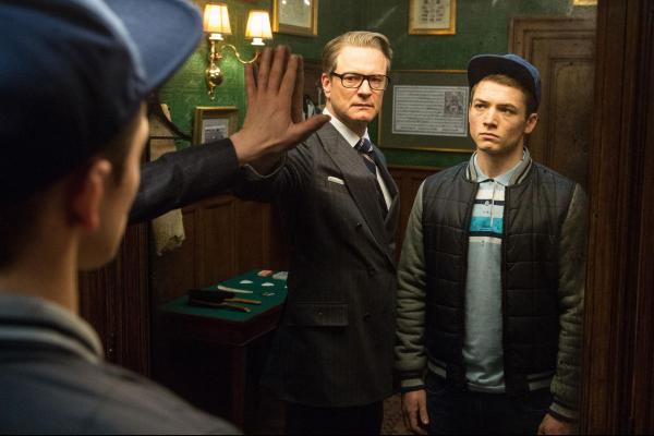 Số phận về cặp đôi 'chú - cháu' Harry và Eggsy sẽ được 'chốt hạ' trong phần cuối cùng của loạt phim Kingsman