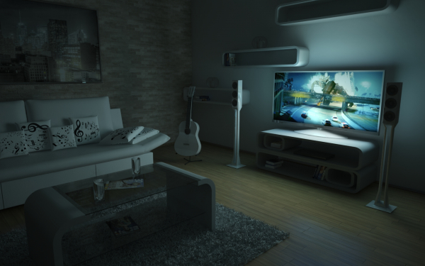 Chiếc tivi cù nhây tự chuyển kênh và phát ra âm thanh ma quái khiến gia chủ hoảng loạn  lúc nửa đêm