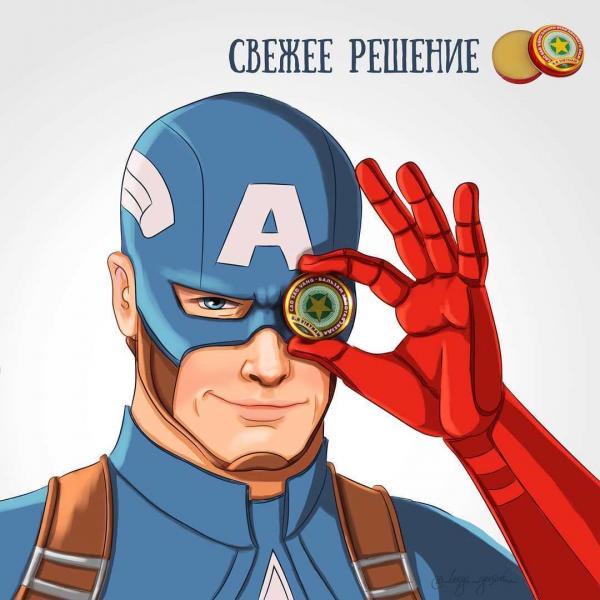 Khi các siêu anh hùng nhà Marvel và DC trở thành đại sứ thương hiệu trên trang bìa tạp chí