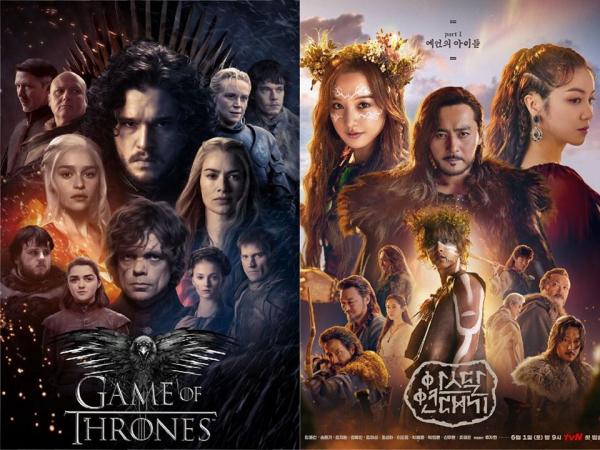 Bom tấn truyền hình của Song Joong Ki dính nghi vấn 'đạo nhái' Game Of Thrones