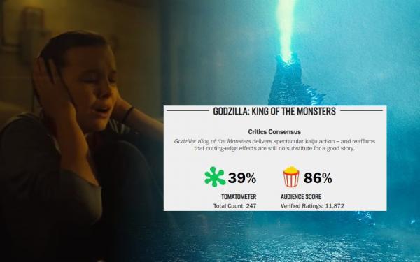 Lý do nào khiến 'Godzilla: King of the Monsters' không trở thành bom tấn phòng vé như kỳ vọng?