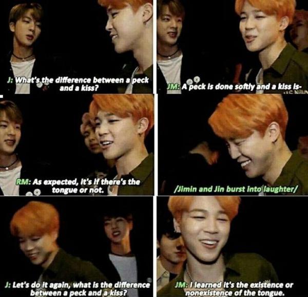 Điểm lại 10 lần BTS khiến người hâm mộ phải 'đỏ mặt' vì những câu nói sặc mùi 18+