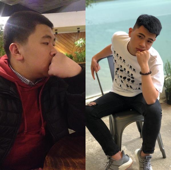 Giảm 25kg mỡ thừa, cậu trai Đà Lạt bỗng được chị em tranh nhau hỏi 'mặt hàng này còn không?'