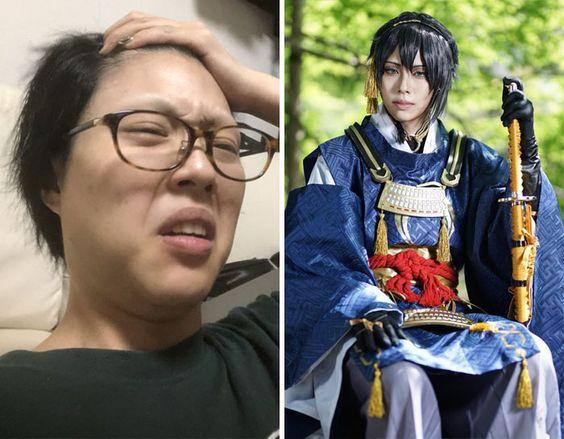 Loạt ảnh trước và sau khi hoá trang thành nhân vật của các cosplayer cho thấy không gì là không thể