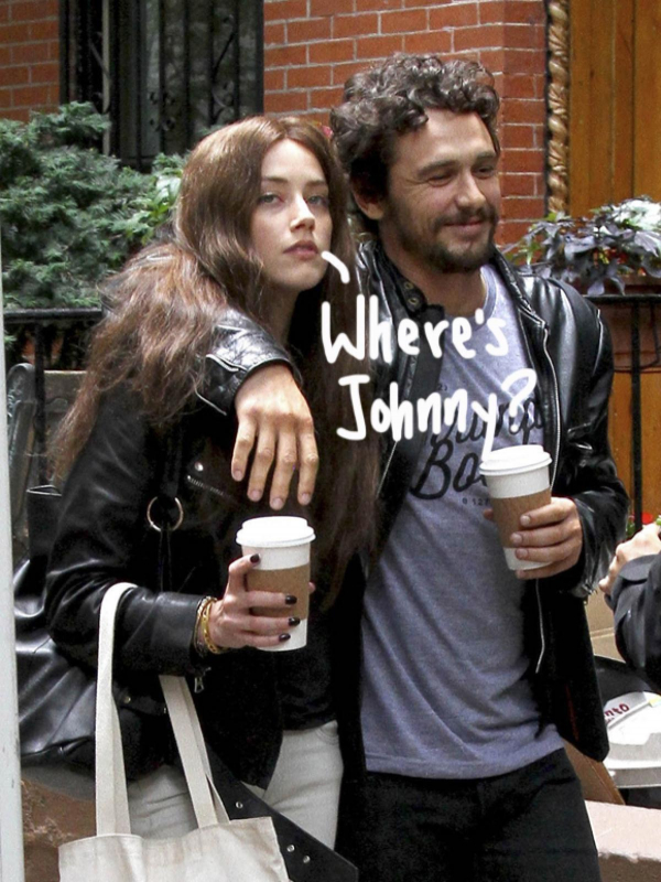 Lộ bằng chứng Amber Heard ngoại tình với James Franco và giả mạo thương tích gây ra bởi Johnny Depp