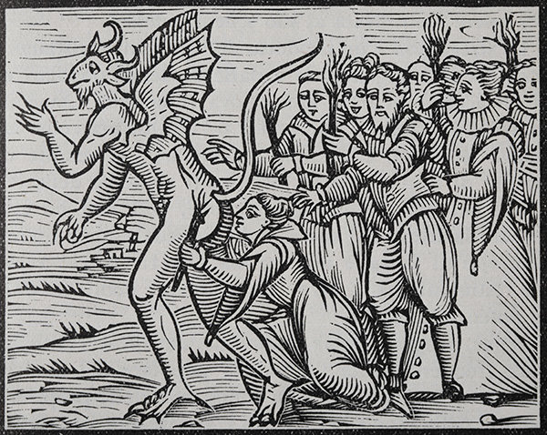 Những cuộc săn phù thủy - Một vết nhơ của lịch sử Phục Hưng