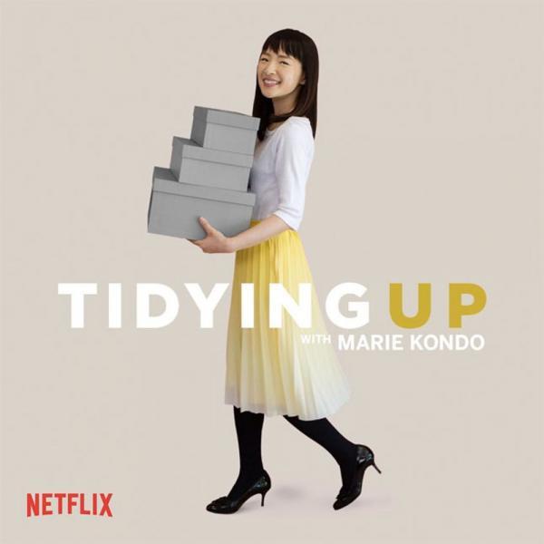 Marie Kondo chia sẻ vì sao người Nhật lại đam mê dọn dẹp và sắp xếp đồ đạc đến vậy