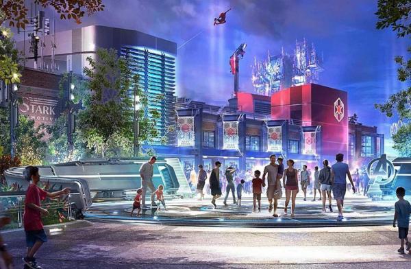 Disney chuẩn bị cho ra mắt công viên theo chủ đề 'Marvel' trị giá 14 triệu USD
