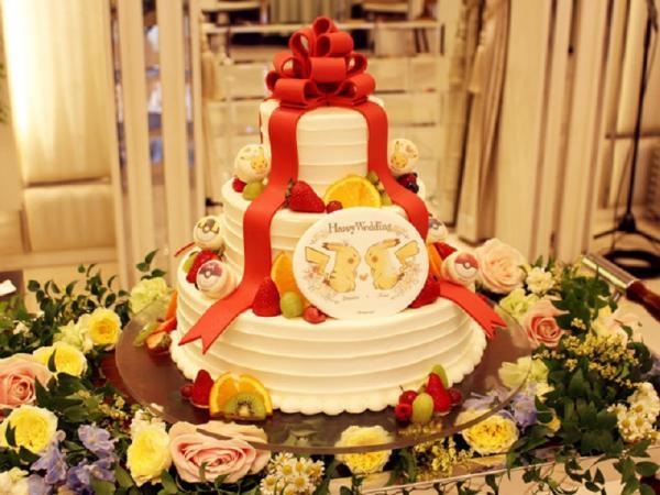 Đám cưới theo phong cách Pokemon nay đã được hợp pháp hóa ở Nhật Bản