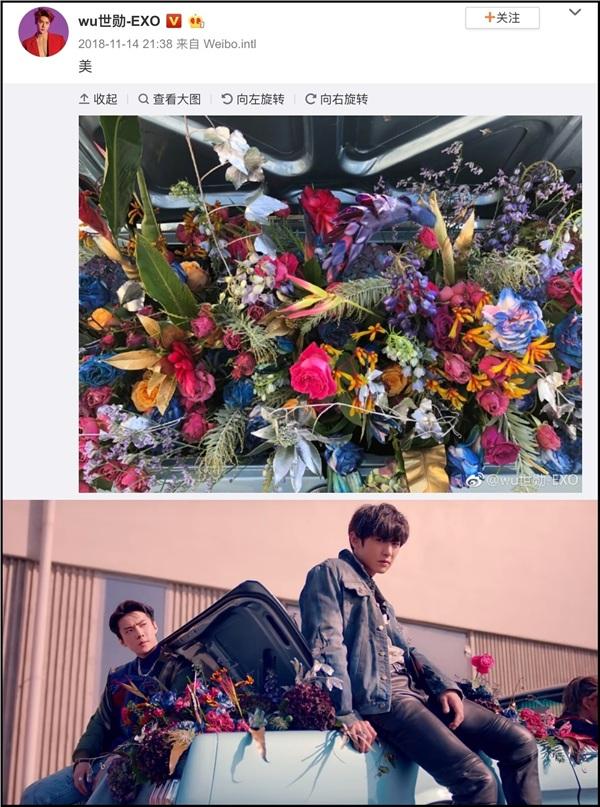 Nhờ 'thánh spoil' Oh Sehun, fan bất ngờ đoán ra được ngày comeback của nhóm nhỏ nhà EXO