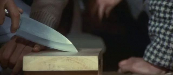 Văn hoá... chặt tay của Yakuza