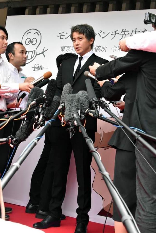 Mới 36 tuổi, tài tử Oguri Shun đã xuống sắc không thể nhận ra, bị netizen Trung gọi là 'chú già'