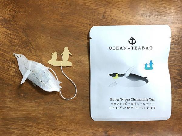 Công ty Nhật Bản gây sốt khi cho ra mắt túi trà hình động vật
