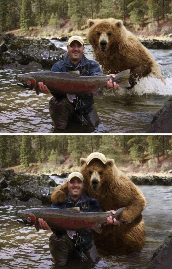 Các tay thợ Photoshop đã 'cứu rỗi' cuộc sống buồn tẻ này như thế nào?
