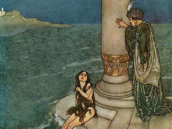 Sự thật kinh hoàng đằng sau các câu chuyện cổ tích nổi tiếng thế giới