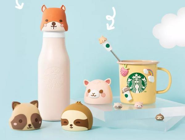 Starbucks Trung Quốc tiếp tục tung bộ ly động vật 'cute lạc lối' khiến fan lũ lượt xếp hàng chờ mua