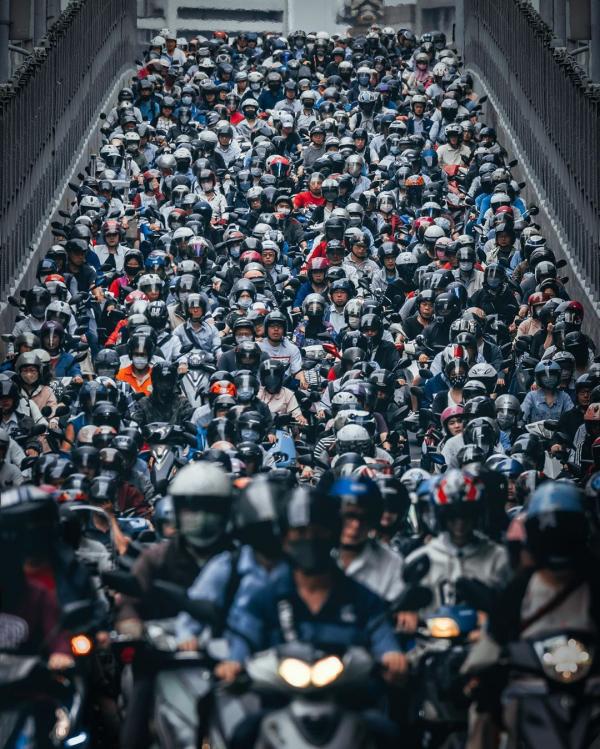 Nhiếp ảnh Gia Thái Tìm Ra 10 Góc Chụp Đài Loan đẹp Nhất