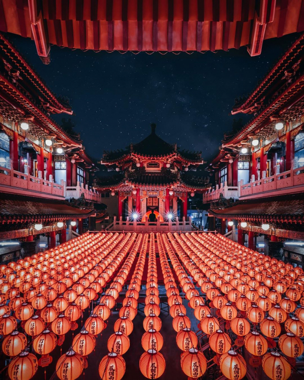 Nhiếp ảnh gia Thái tìm ra 10 góc chụp Đài Loan đẹp nhất, ngay cả dân bản xứ cũng không biết