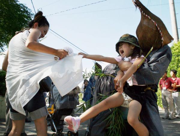 Những lễ hội lạ lùng tại Nhật Bản sắp bị biến mất khỏi dòng chảy lịch sử