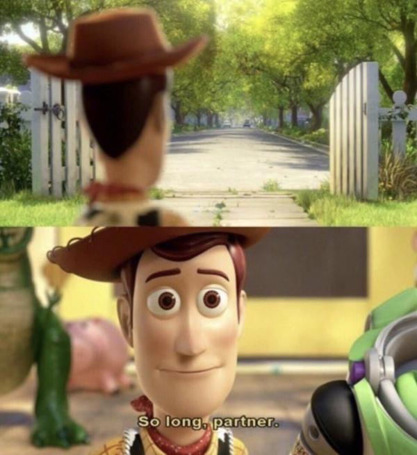 Bạn không quên được Toy Story, không có nghĩa là bạn chưa trưởng thành