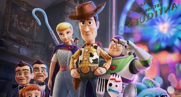 Tại sao doanh thu phòng vé của Toy Story 4 không thực sự ấn tượng như mong đợi?