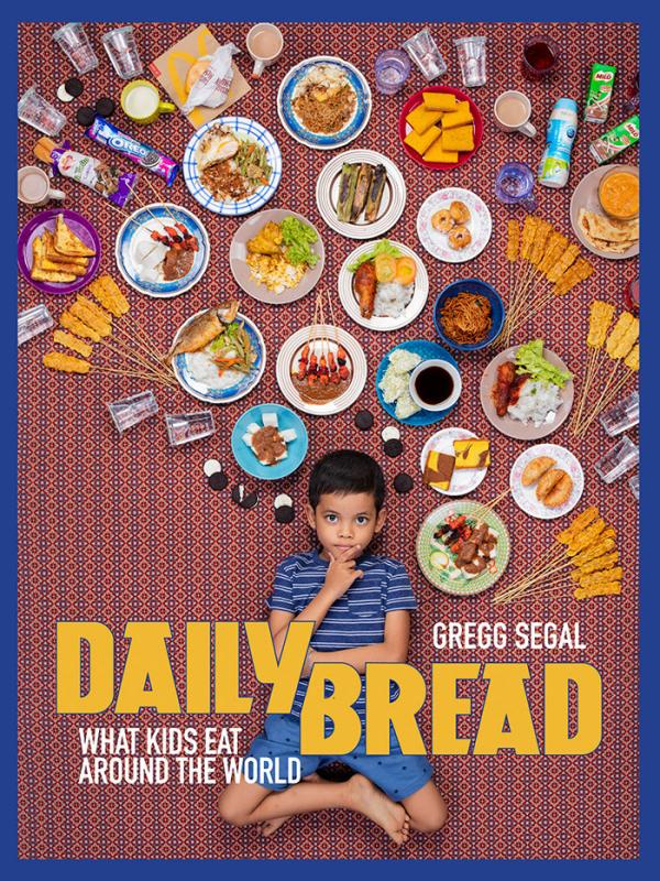 Nhiếp ảnh gia đi vòng quanh thế giới để chụp ảnh về trẻ em và món ăn yêu thích của chúng