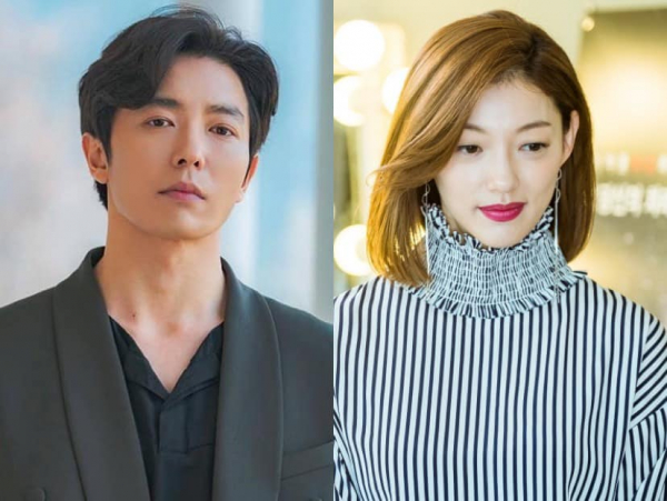 Lộ loạt ảnh chứng minh tài tử Kim Jae Wook đang hẹn hò cùng mỹ nhân Hoa Du Kí?