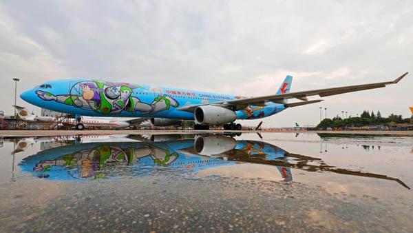 Bộ sưu tập những chiếc máy bay 'cool ngầu', độc nhất quả đất