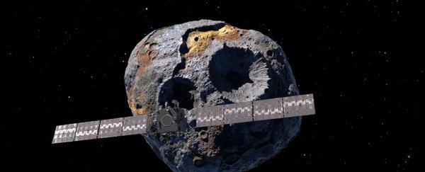 HOT: Tiểu hành tinh mới có khả năng khiến cho mỗi người trên Trái Đất đều trở thành tỷ phú!