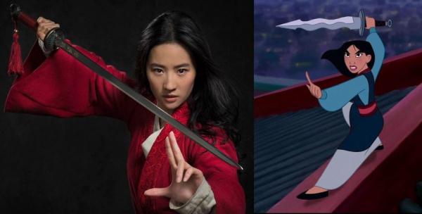 Live action 'Mulan' 2020: Không rồng Mushu, không hát hò???