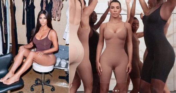 Kim Kardashian đổi tên dòng đồ lót mới sau cơn bão dư luận