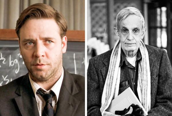 Sự khác biệt giữa phim và đời ở 9 bộ phim tiểu sử nổi tiếng